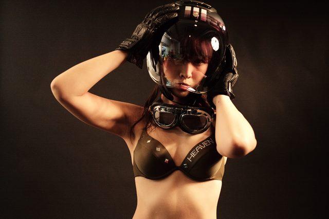 画像3: グラビア【ヘルメット女子】SEASON-XIV 003