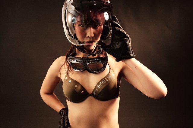 画像1: グラビア【ヘルメット女子】SEASON-XIV 003