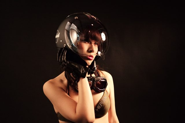 画像5: グラビア【ヘルメット女子】SEASON-XIV 003