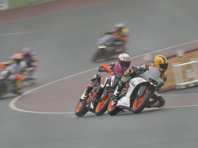 画像: KTMワンメイクレース