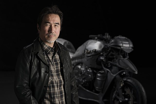 画像: HOT-DOCK CUSTOM-CYCLES河北啓二氏
