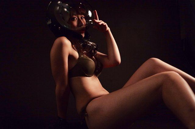 画像1: グラビア【ヘルメット女子】SEASON-XIV 007