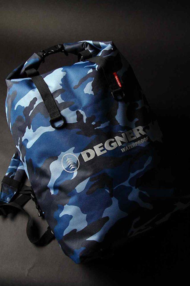 画像: デグナーから防水バッグに新カラーラインナップ
