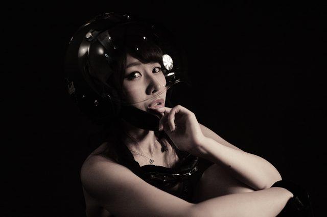 画像3: グラビア【ヘルメット女子】SEASON-XIV 008