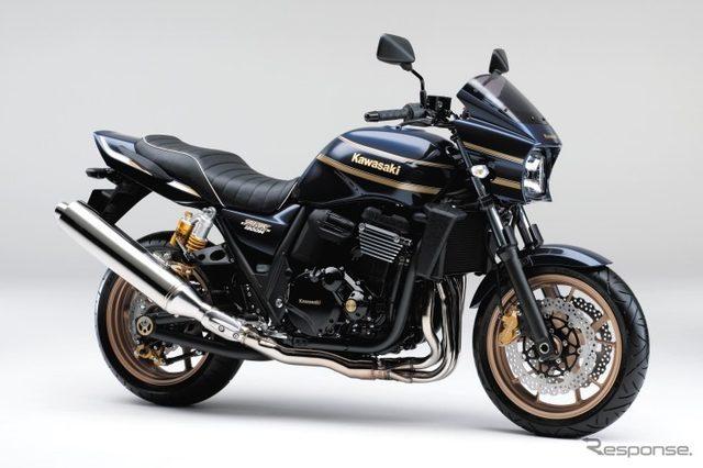 画像: カワサキ ZRX1200 DAEG 特別仕様、400台限定で発売