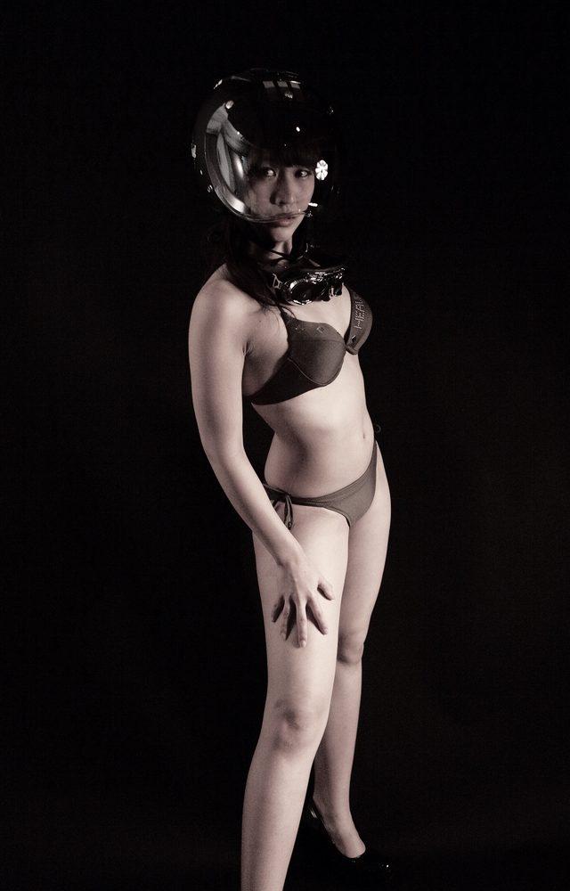 画像2: グラビア【ヘルメット女子】SEASON-XIV 009