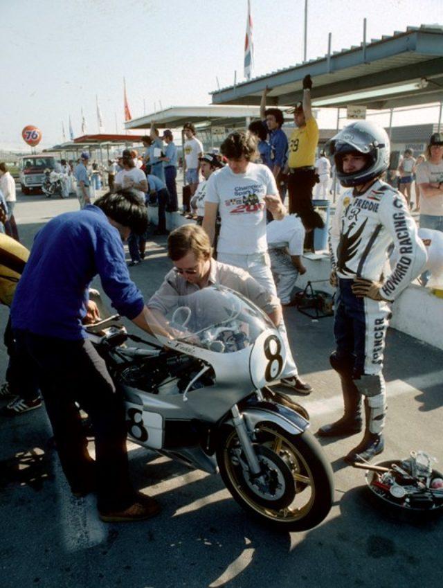 画像: ホンダ・・・以外に乗るフレディ・スペンサーの画像を集めてみました。 - LAWRENCE - Motorcycle x Cars + α = Your Life.