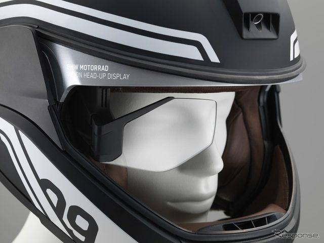 画像: 【CES16】BMWモトラッド、HUD付きヘルメットのプロトタイプを公開