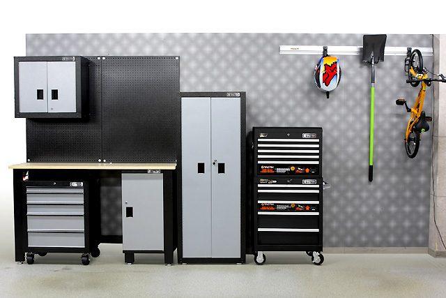 画像: スタイリッシュ収納!タクティクスのガレージシステム新発売