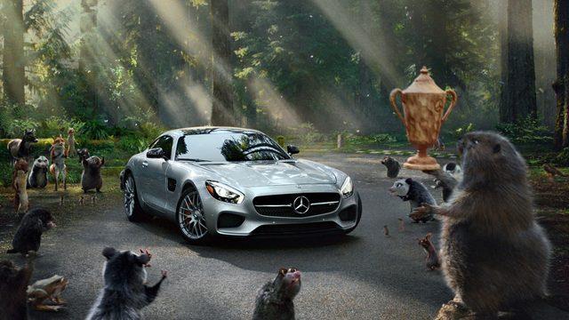 """画像: Mercedes-Benz """"Fable"""" Commercial :60 youtu.be"""