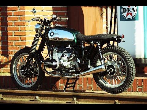 画像: BMW R100RS by HB Custom www.youtube.com