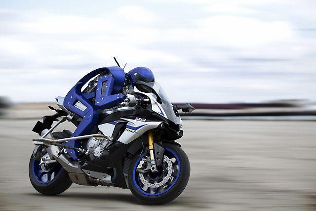 画像: 【ヤマハ】Motobotサーキット走行へ向け次フェーズへ
