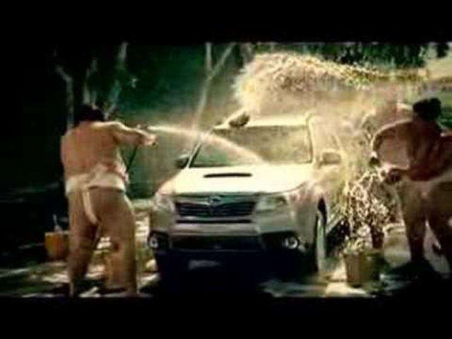 画像: Sexy Subaru Forester Sumo Carwash youtu.be