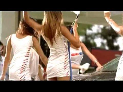 画像: 【セクシー洗車】こんなガソリンスタンド行ってみたい! youtu.be