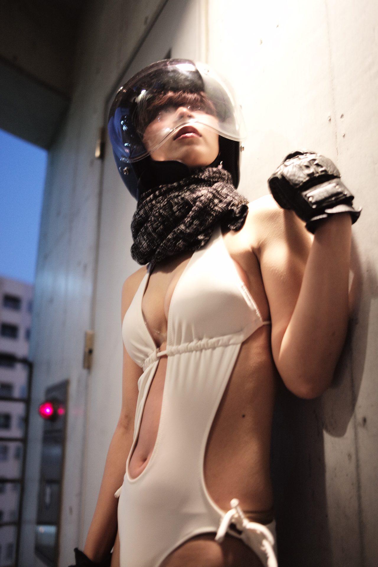 画像5: グラビア【ヘルメット女子】SEASON-XV 010