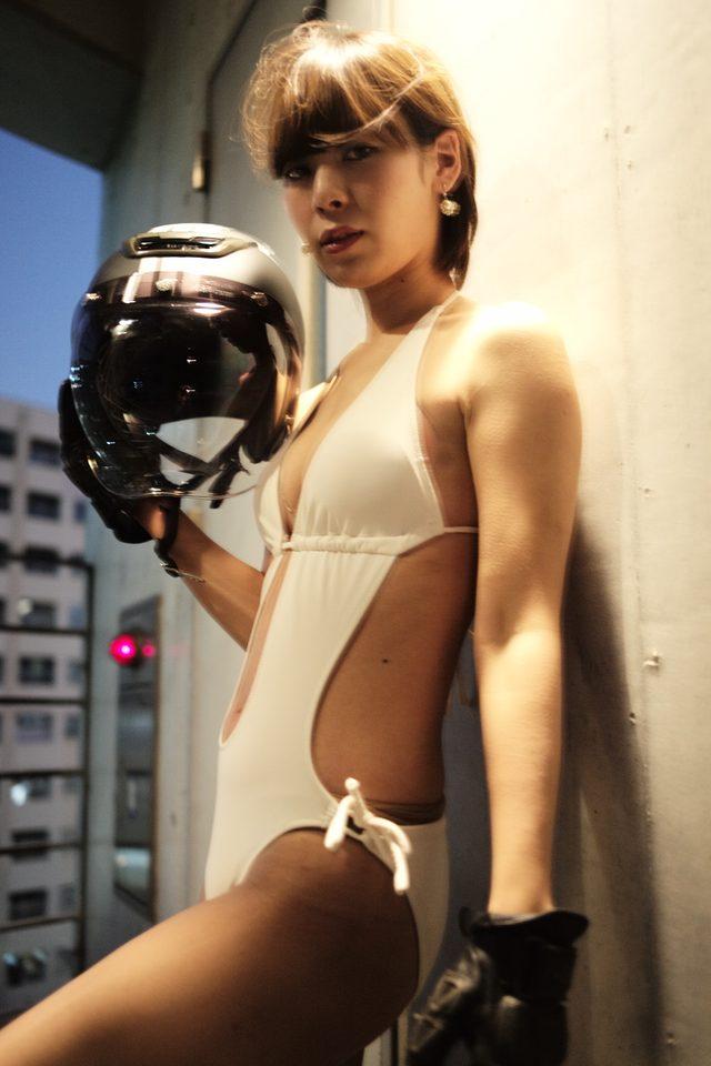 画像2: グラビア【ヘルメット女子】SEASON-XV 011-2