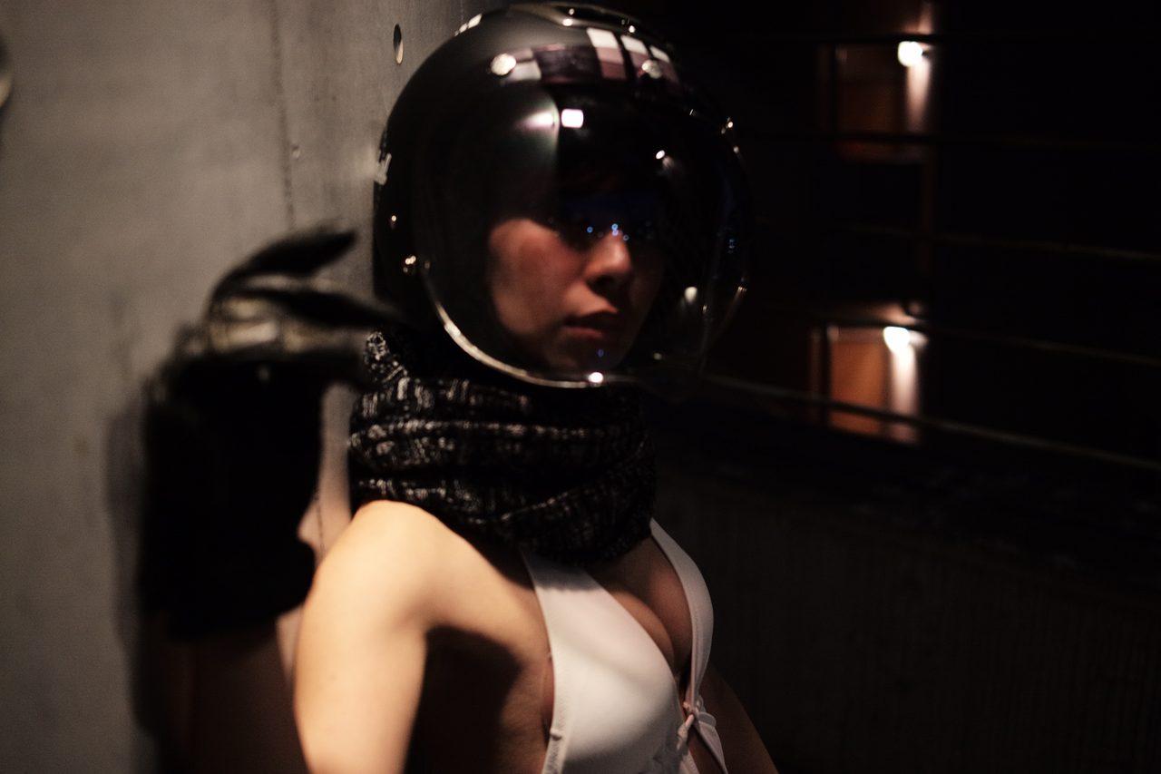 画像1: グラビア【ヘルメット女子】SEASON-XV 010