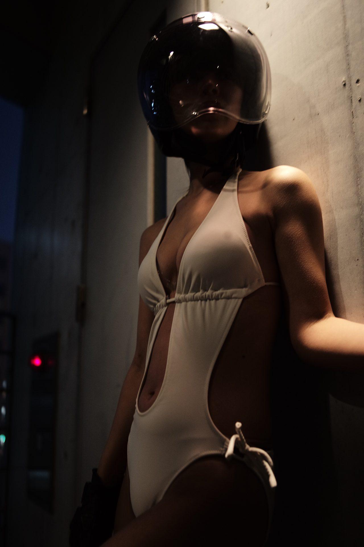 画像1: グラビア【ヘルメット女子】SEASON-XV 011