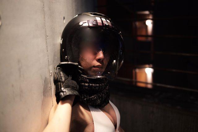 画像2: グラビア【ヘルメット女子】SEASON-XV 010