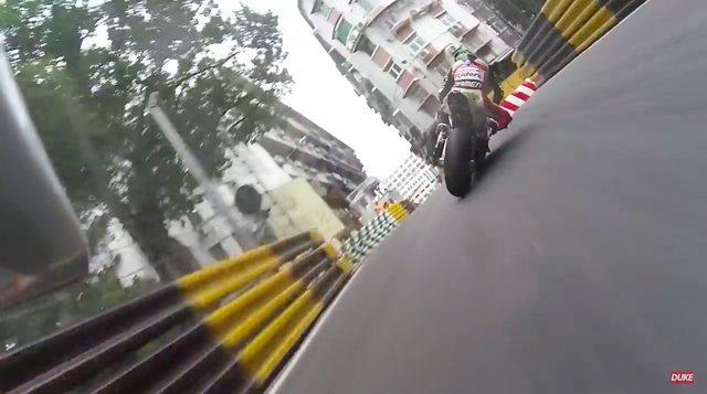 画像: 動画の中で競り合うのは、2位になったマーチン・ジェソップ(BMW)です。迫力満点の映像をお楽しみください! www.youtube.com