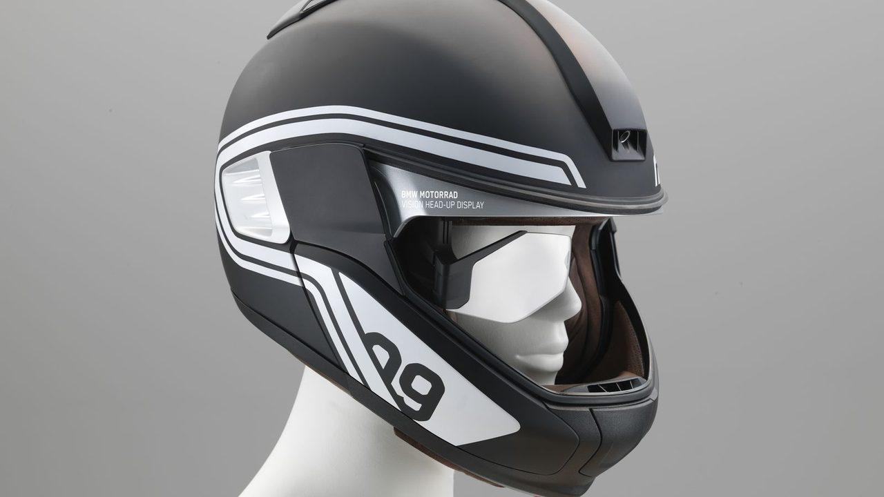 画像: BMWがハイテクヘルメットをCES2016で発表か?? バイクで連動して様々な情報をヘルメットシールドに映像化 - LAWRENCE(ロレンス) - Motorcycle x Cars + α = Your Life.