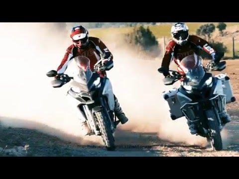 画像: 2016 new #Ducati #Multistrada #Enduro 'The Wild Side of Ducati' Ep.#1 www.youtube.com