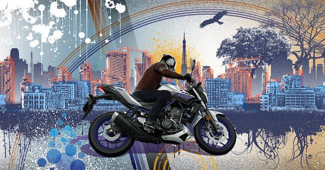 画像: MT-25 / MT-03 - バイク・スクーター | ヤマハ発動機株式会社