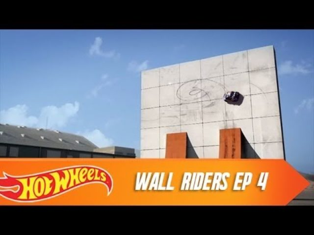 画像: Team Hot Wheels: Wall Riders - Episode 4 | Hot Wheels youtu.be