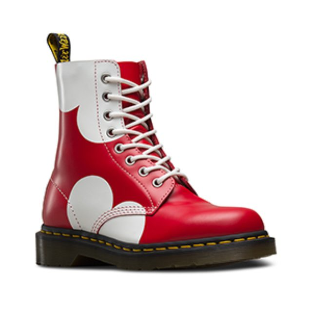 画像: VALENTINE COLLECTION > CORE PRINT PASCAL 8 EYE BOOT