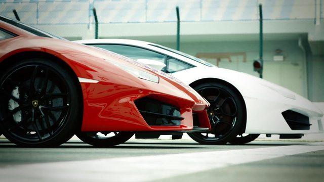 画像: Huracán LP 580-2 on track: Driver's High www.youtube.com