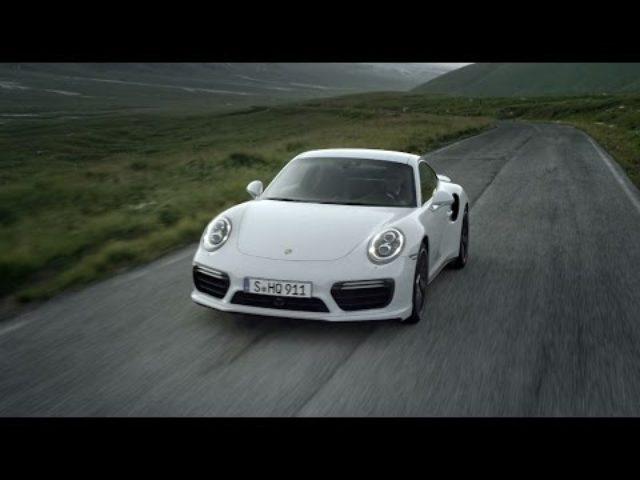 画像: The new 911 Turbo – PTV Plus www.youtube.com