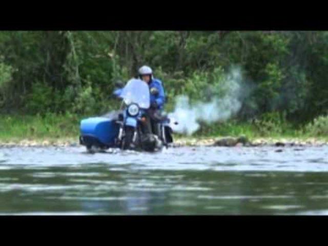 画像: 2014 Ural Motorcycles River Crossing youtu.be