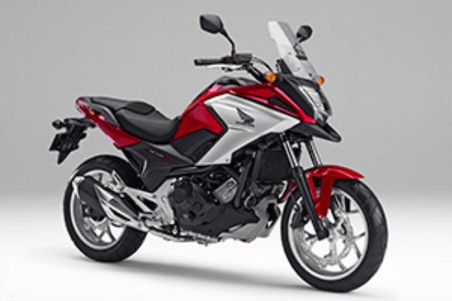 画像: 大型スポーツモデル「NC750X」「NC750S」を発売