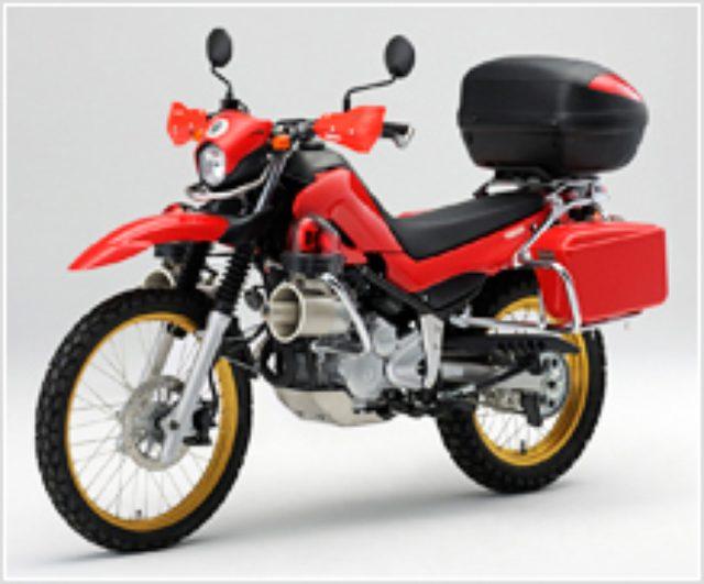 画像: 消防活動二輪車|製品情報|ヤマハモーターエンジニアリング株式会社