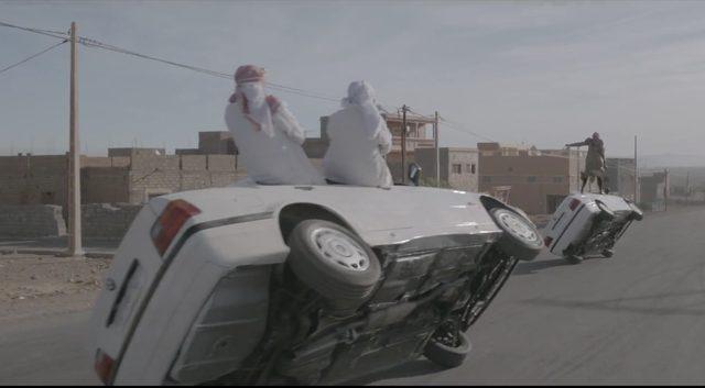 画像: これ、BMWです(笑) www.youtube.com