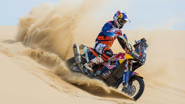 画像: Desert Racing Action from the Bikes   Dakar Rally 2016 youtu.be