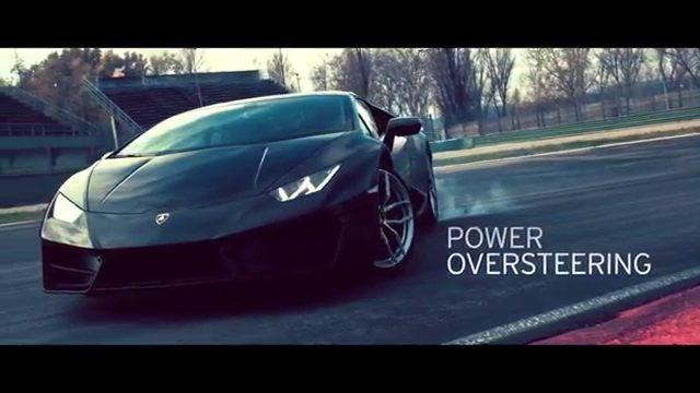 画像: Lamborghini Huracán LP 580-2: Enjoyable Technology www.youtube.com