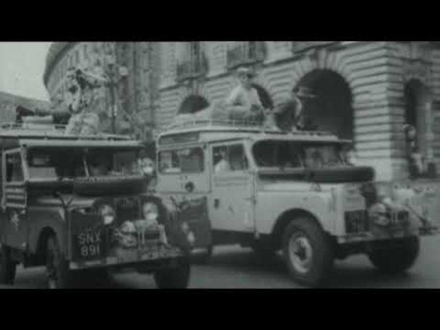 画像: The Land Rover Story - 1948... the start youtu.be