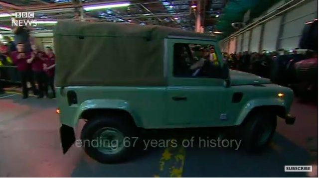 画像: 67年の歴史が終焉する、その瞬間です。 www.youtube.com