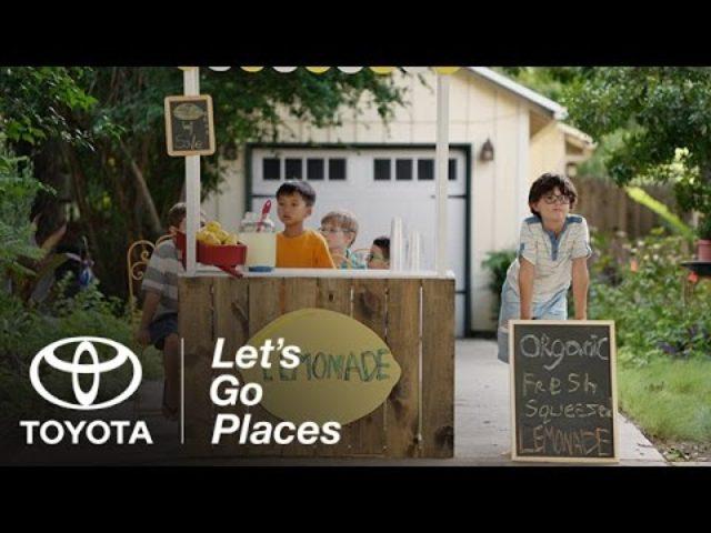 画像: Fueled by Lemonade | Presented by Toyota Mirai | Toyota youtu.be