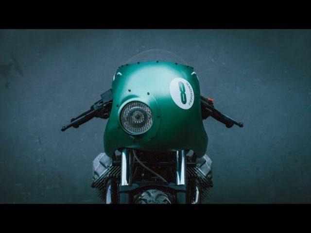 画像: Custom Moto Guzzi SP3 by Imbarcadero 14 www.youtube.com