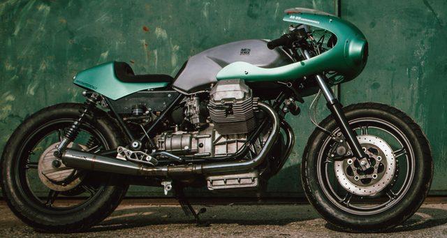 画像: Moto Guzzi SP3 1000 – 1989 www.imbarcadero14venice.com