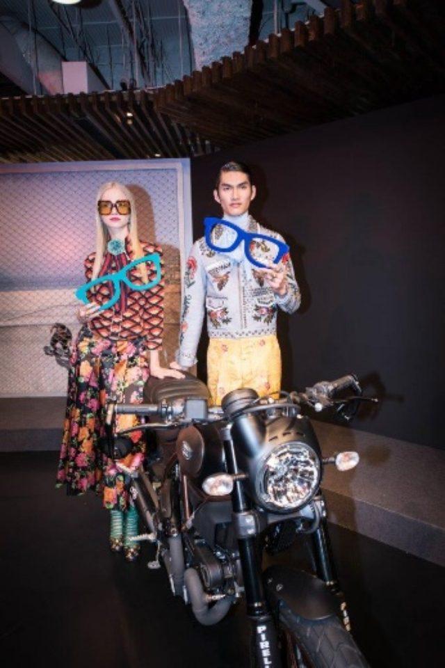 画像3: 2016ドゥカティ スクランブラーファッション業界とタンデム開始しました!!