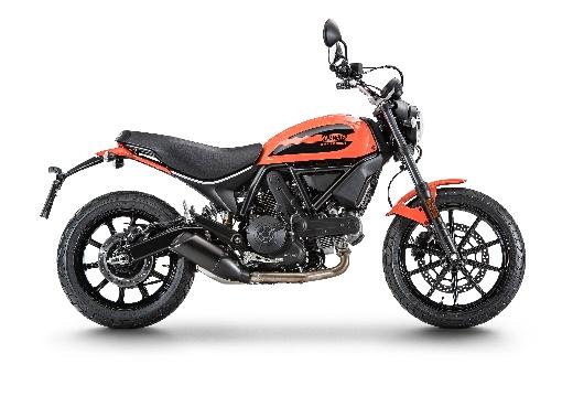 画像: Ducati Scrambler Sixty2 普通自動二輪免許で乗れる399cc のスクランブラー