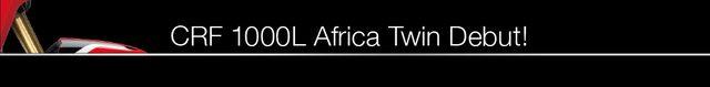 画像: Africa Twin ロゴ入りトリップマスタープレゼント!!