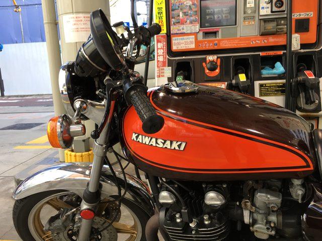 画像: ハイオク給油。燃費が少し向上したと思う。軽量化の恩恵だろう