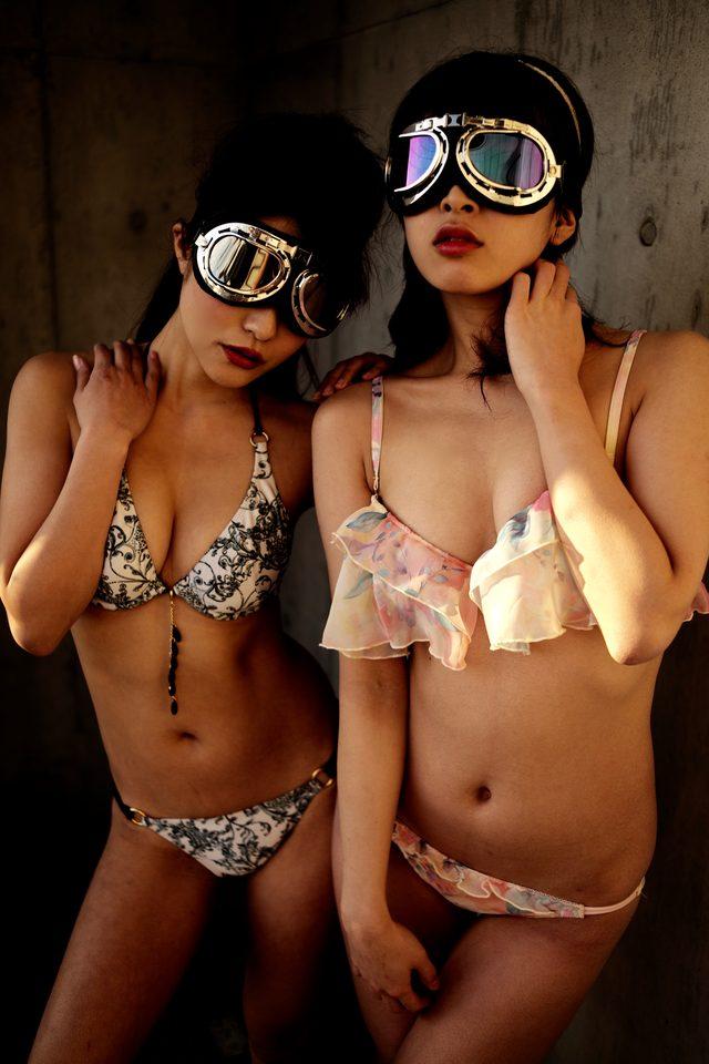 画像: グラビア【ヘルメット女子】ゴーグル女子がやってきた。Vol.22
