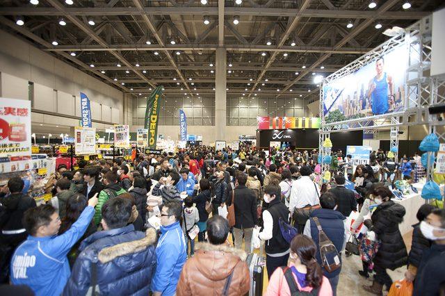 画像: 東京マラソンEXPO2016 | 東京マラソン 2016