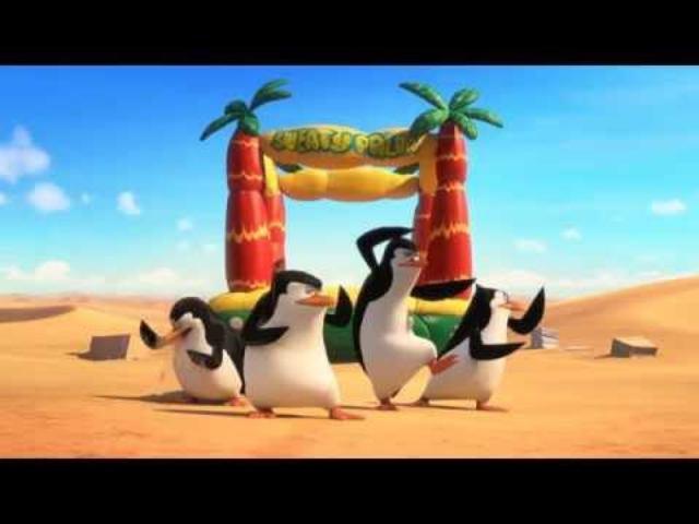 画像: 『ペンギンズ FROM マダガスカル ザ・ムービー』先行レンタル配信中/2016.1.8ブルーレイ&DVDリリース youtu.be