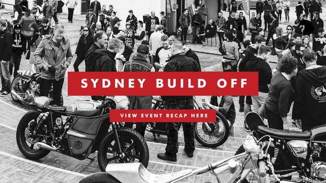 画像: The Deus Boundless Enthusiasm Bike Build Off